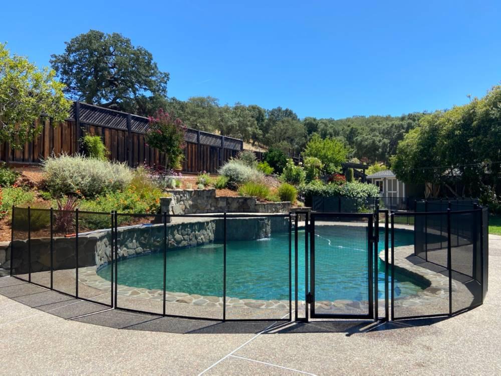 Almaden Swimming Pool Fence Company