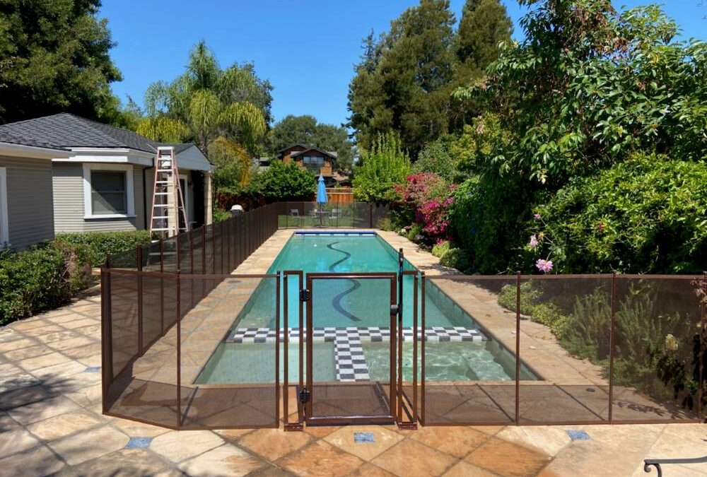 Pool Fence Companies Atherton