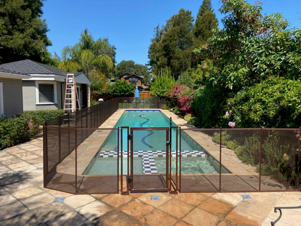 Atherton Pool Fence Installers