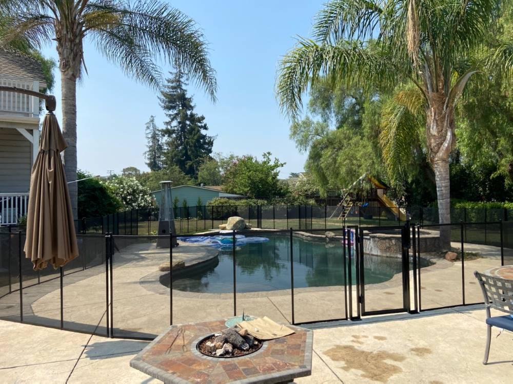 Cupertino Swimming Pool Fences