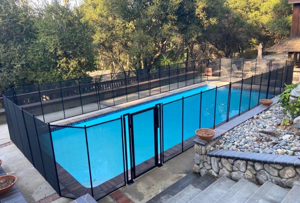 Companies Pool Fence California