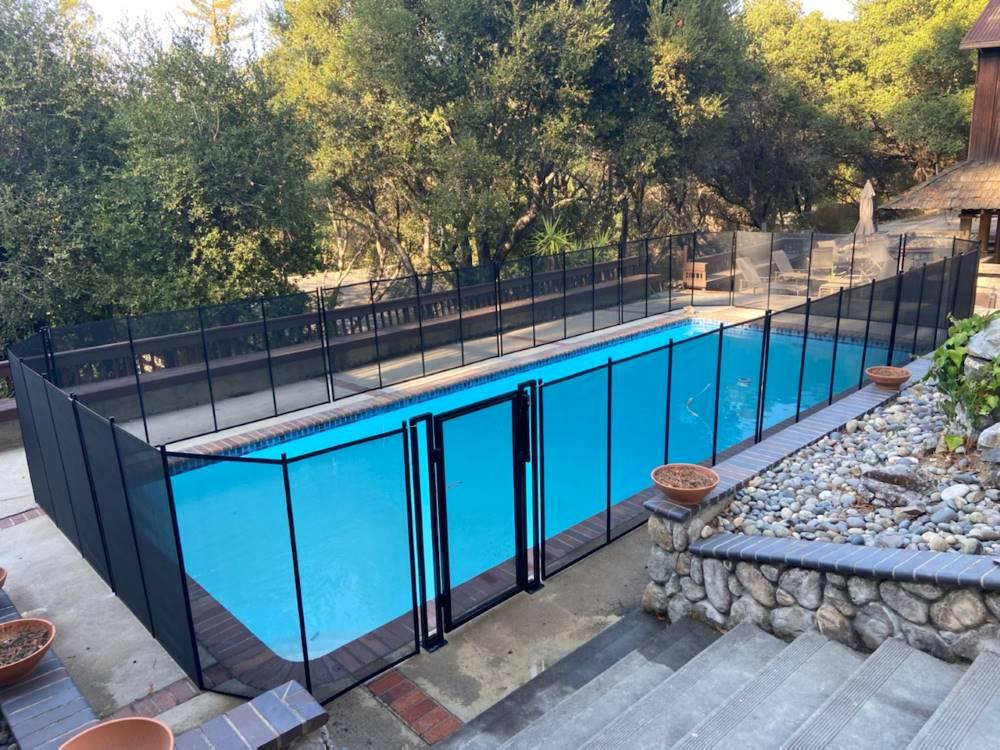 Los Gatos Pool Fence Companies Install