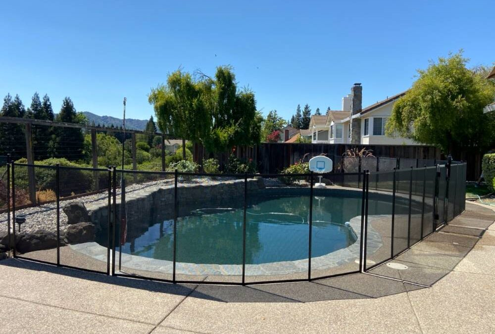 Pool Fence Installers in San Jose