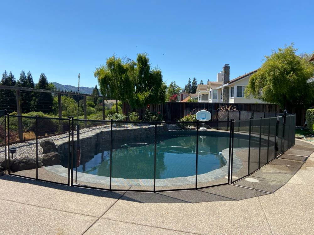 San Jose Pool Fence Installers