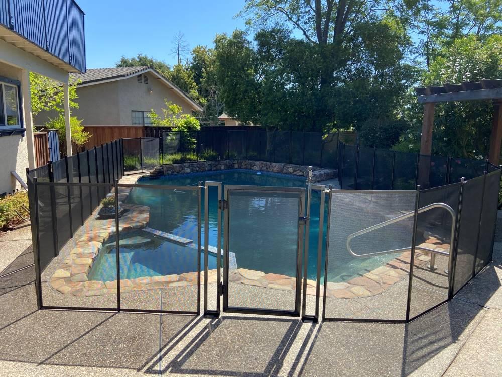 Almaden Pool Fence Installer