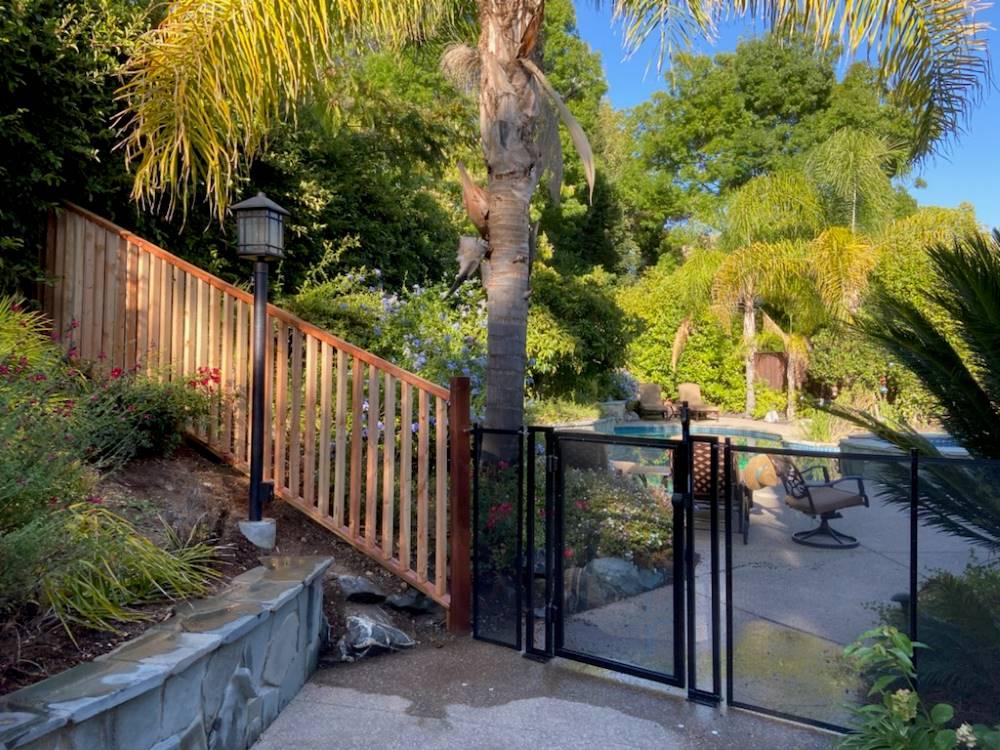 Concord CA Pool Fences