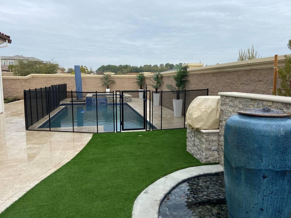 Danville City Pool Fences