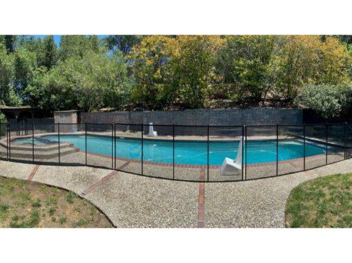 Los Altos Hills Pool Fences