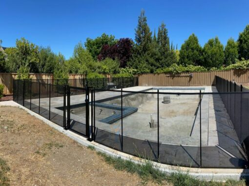 Pool Fence Installation Morgan Hill