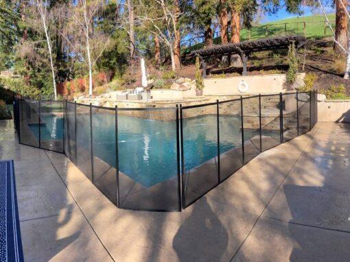 Pool Fences in California