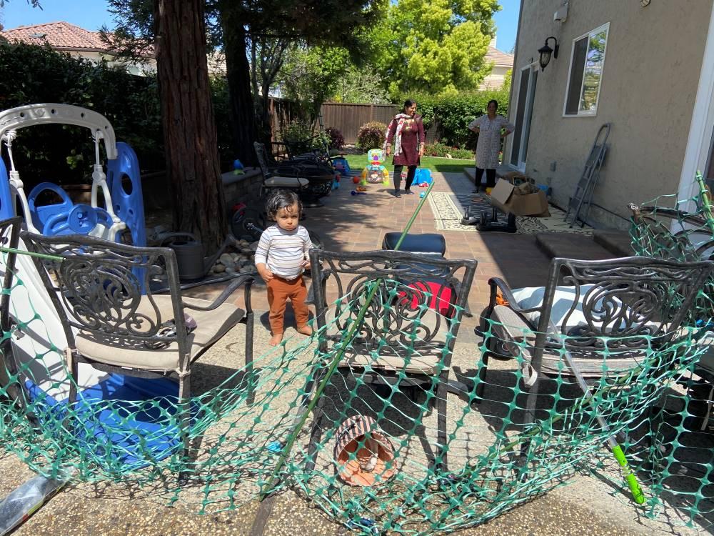 CA Pool Fence