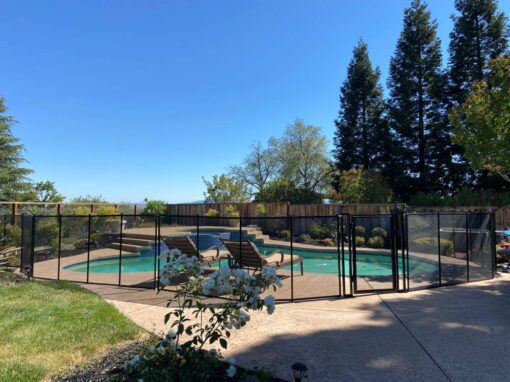 Danville Swimming Pool Fence Installer