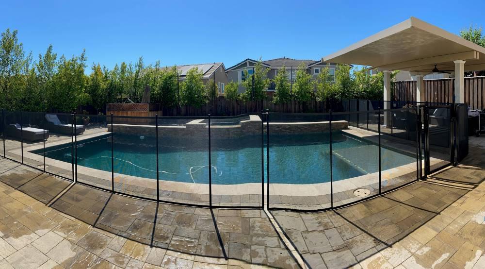 Morgan Hill Pool Fencing