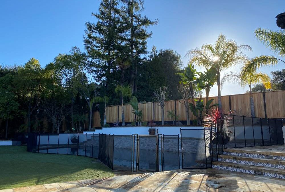 Safety Pool Fences in California