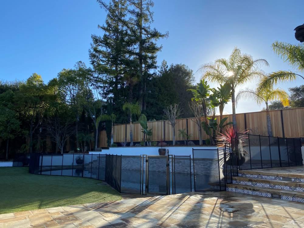 Belmont Pool Fences