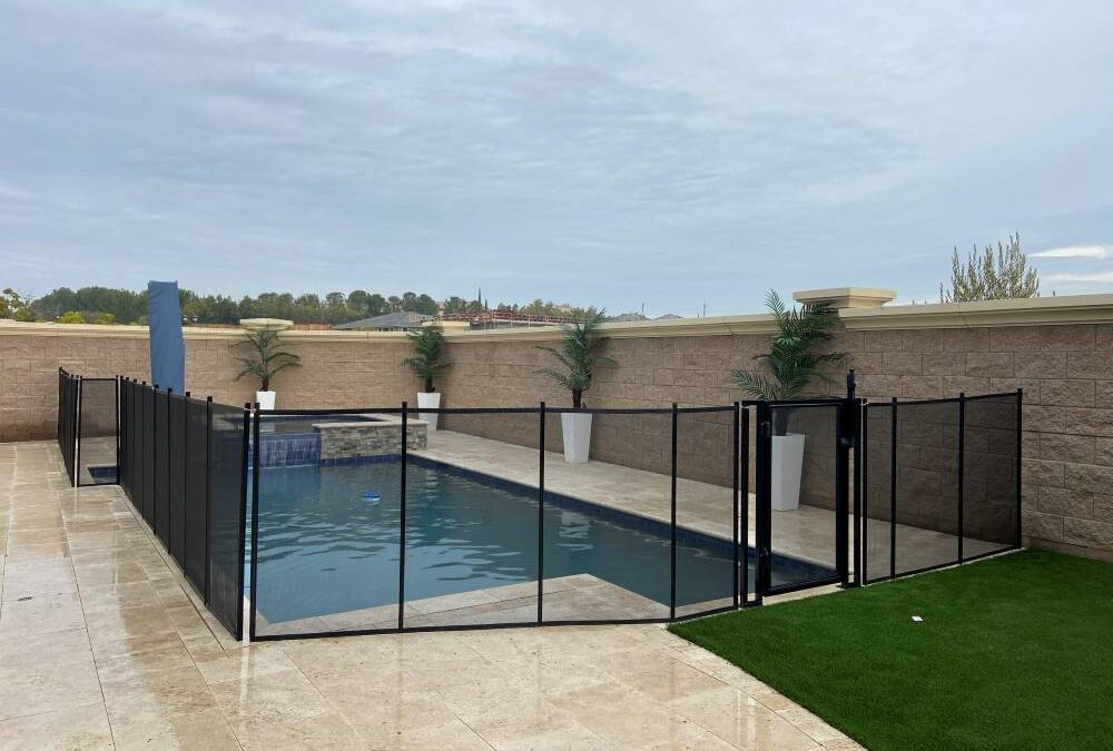 Swimming Pool Barrier