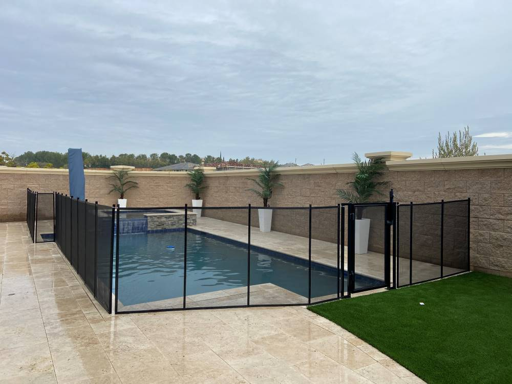 Danville CA Swimming Pool Fences