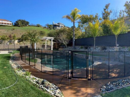 Pool Fence Gate Installs