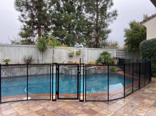 Pool Barrier Gates