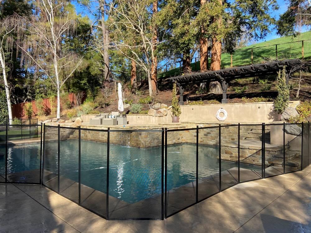 Pool Fences Atherton CA
