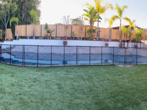 Hollister Pool Fences