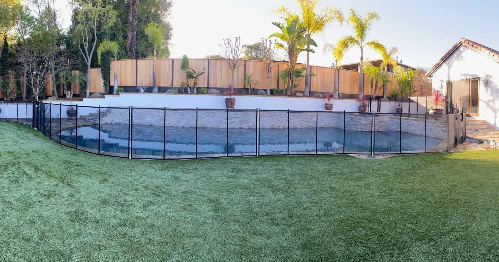 Swimming Pools Fences Hollister