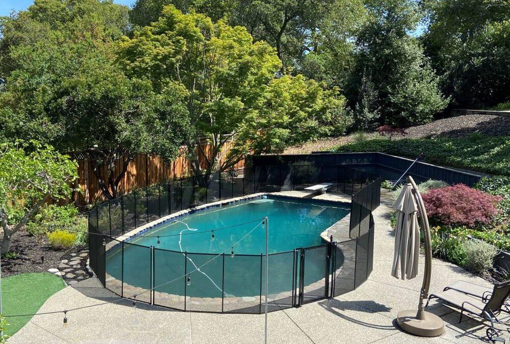 Willow Glenn Swimming Pool Fences