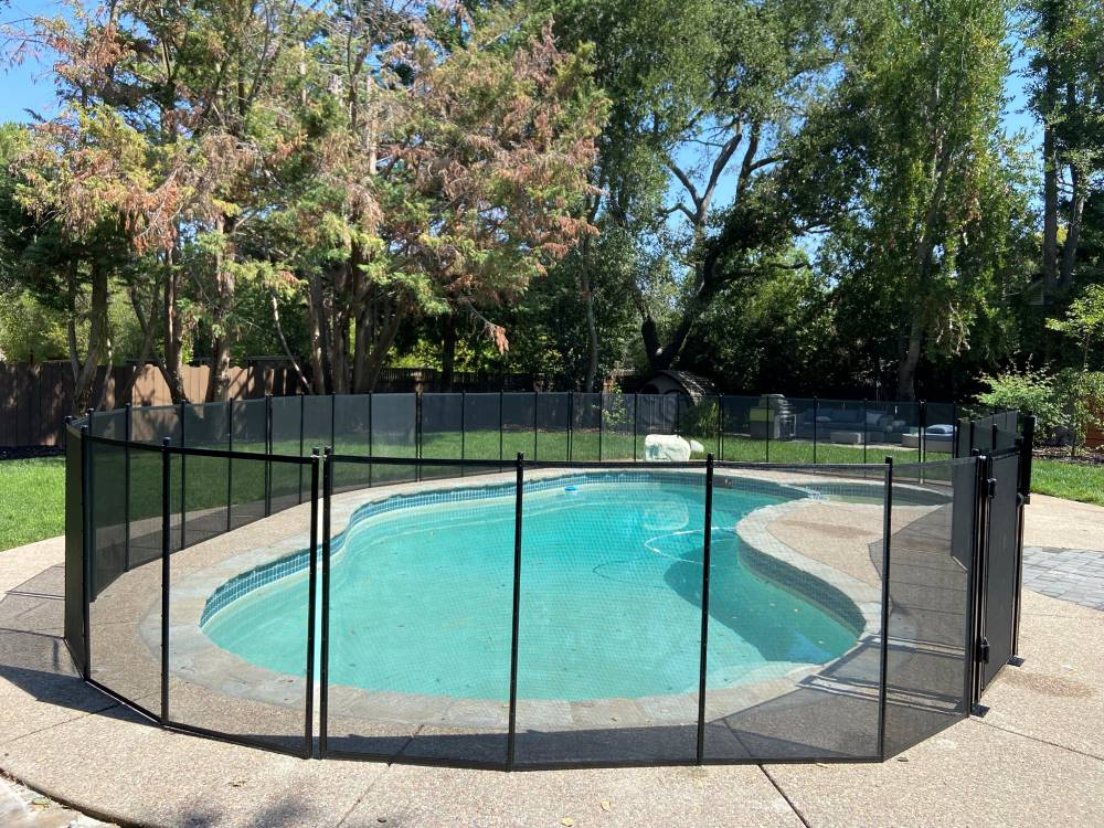 Baby Barrier Pool Fences Foster City