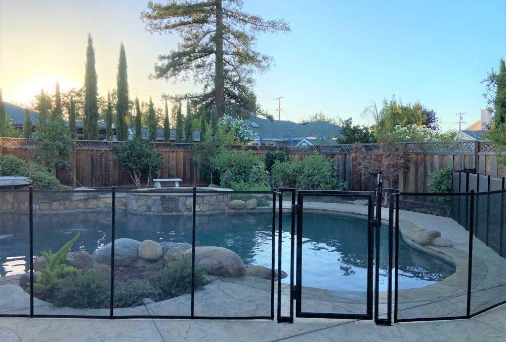 California Pool Fence Gates