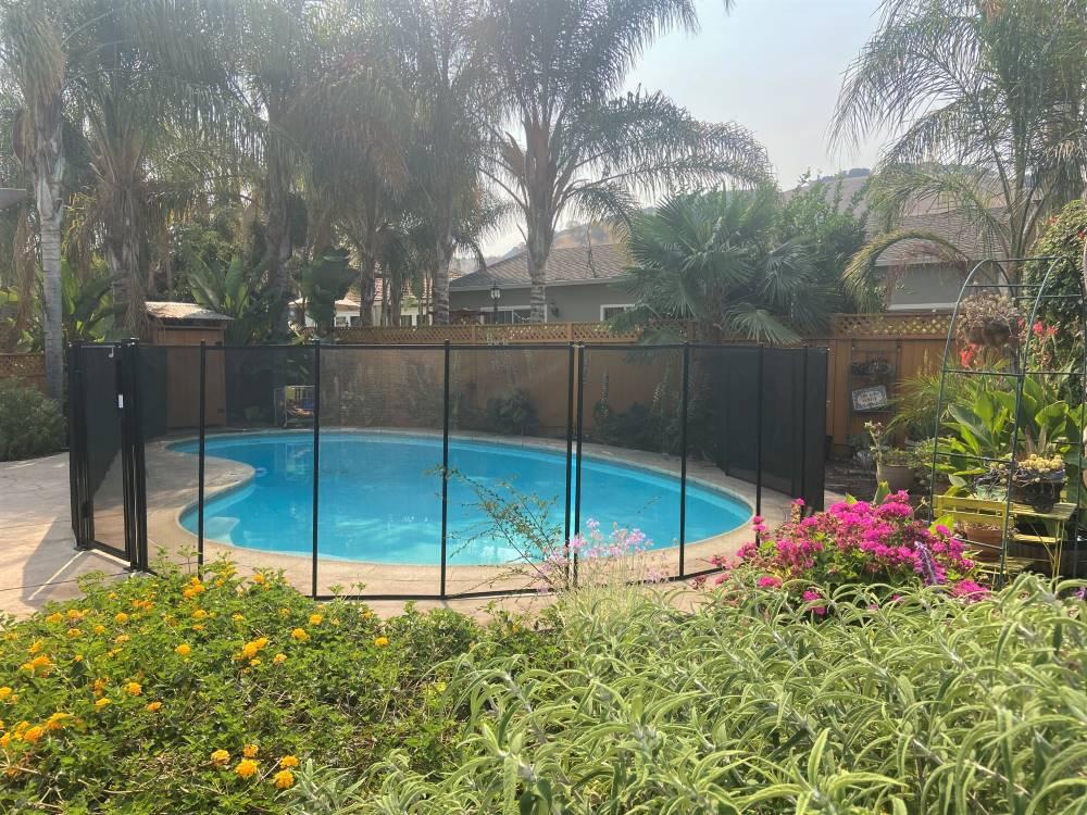 Swimming Pool Fences CA