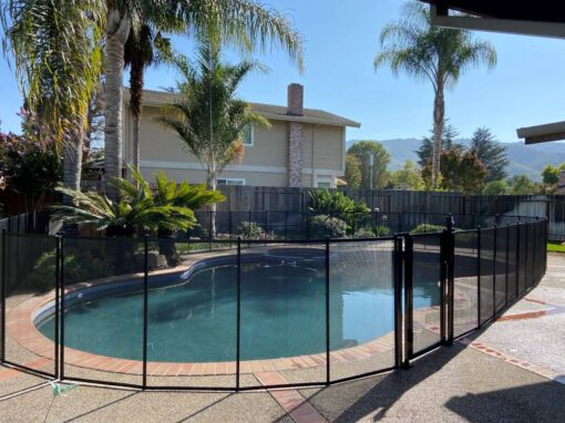 Safety Pool Fence Companies in California