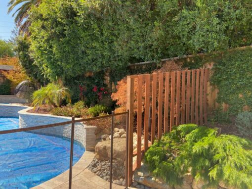 Pool Fence Barriers